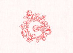 Charm Floral Co. logo