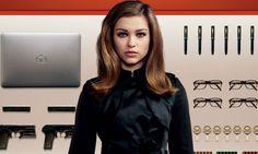 Sophie Cookson Actress of Kingsman Movie HD Wallpaper – WallpapersBae