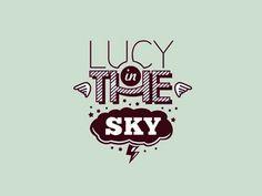 Dribbble - Lucy In The Sky v.2 by Stanislav Stanovov