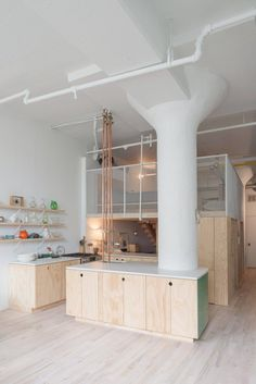 Industrial-Style Loft Renovated for a New York-Based Fashion Designer