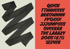Philipp Herrmann #type #typography #font #swiss #marker