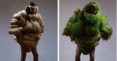 >> #lucy #costume #gras #mcrae