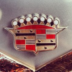 Instagram photo by @dw_509 (Dustin W) | Statigram #logo #badge #cadillac