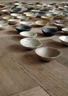 M O O D #pottery #raw #bowls