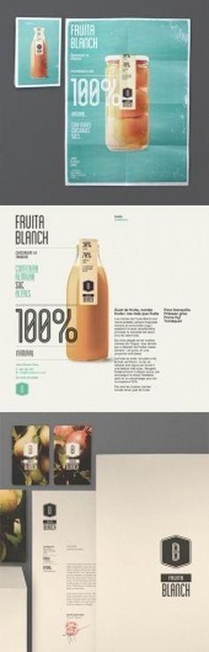 Fruita Blanch | AisleOne #blanch #packaging #atipus #identity #fruita