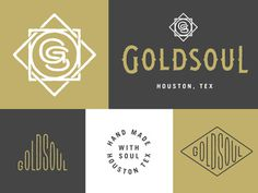 Gold Soul 2nd Proposal #logo