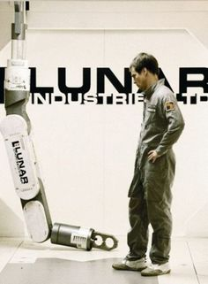 Moon, the Duncan Jones #movie #lunar #2001 #film #moon