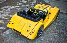 morgan plus E electric concept #morgan #industrial #car #auto