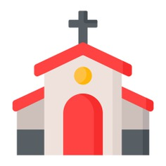 See more icon inspiration related to church, religion, christian, chapel, monument, cultures, architecture and city, temple and building on Flaticon.