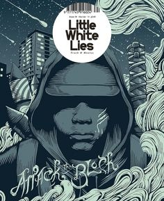 All sizes | LWLies #34 - The Attack The Block Issue | Flickr - Photo Sharing!
