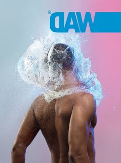 Art Direction of WAD magazine on the Behance Network #cover #wad #magazine