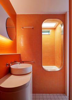 BobHubSki Minimalist Living Space Inspired by the Japanese Nakagin Capsule 7