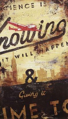 Patience | Rodney White #rodney #white #vintage