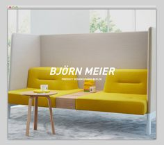 Björn Meier #website #layout #design #web