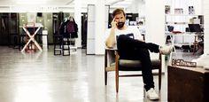 A Makia man   We Are Helsinki #fashion #helsinki #clothing #makia