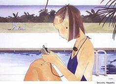 MINE: Photo #girl #seiichi hayashi