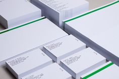 Build— +44(0)208 521 1040 / Build Stationery