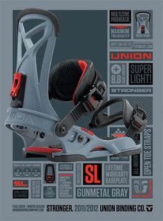 Draplin Design Co.: Union Binding Co. Advertising 2011-2012 #draplin #typography