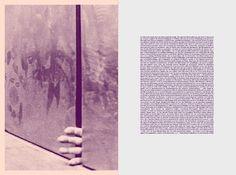 Gregor Huber & Ivan Sterzinger #layout #color #duotone #one