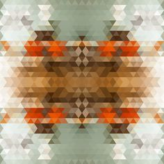 Pattern Collage - the portfolio of sallie harrison #pattern #wallpaper #geometric #collage #patterns