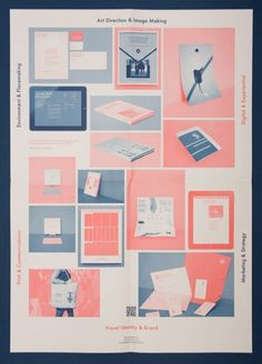 design work life » Studio Constantine: Stationery and Promotional Materials #poster