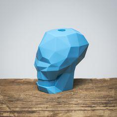 Skull Ice Cube Mold #mold #ice #cube