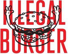 FFFFOUND! #cartoon #illustration #burger