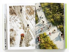 New Work: 'High Line' | New at Pentagram | Pentagram #pentagram #line #high