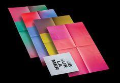 AMI — Graphic design #colour #poster
