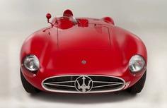 "specialcar: "" 1955 MASERATI 300S SPORTS-RACING SPIDER """