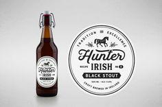 Hunter Irish Black Stout