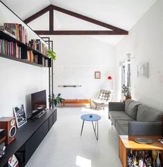Practical One-Bedroom Apartment - InteriorZine