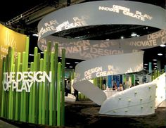 25 Eye Catching Trade Show Stands #design #concept #architecture #3d
