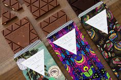 Compartés Chocolatier // HonestlyYUM #packaging