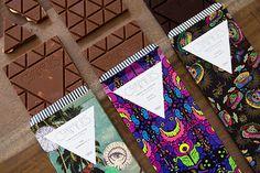 Compartés Chocolatier // HonestlyYUM #packaging