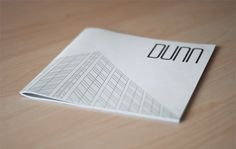 Dunn Typeface on the Behance Network #modular #font #dunn #geometry #typeface #poster