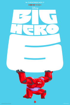Sharm Murugiah — Big Hero 6 / Disney / Poster Posse #sharm #design #graphic #illustration #disney #murugiah