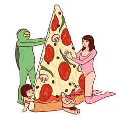 pizza 10.png #illustration