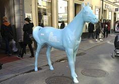 SNASK – Designing Brands & Lifestyles #snask #blue #horse