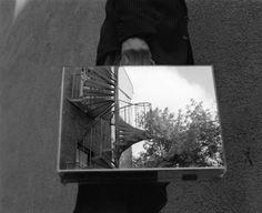 RuiCalcadaBastos4 #mirror #suitcase