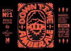 Maven Craft Beer Labels #beer #label