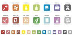AYAKA SANO // PORTFIOLIO #icon #picto #symbol #pictogram