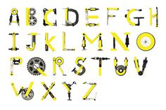 Bike_feeldesain_08 #fonts #graphic #typographic #posters #poster #typo