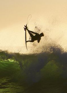 wslofficial:Eye candyPhoto: Respondek #water #jump #surf #wave