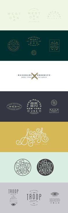 logo, identity, design, lettering, word mark, typography