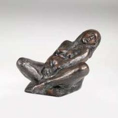 Expressive Bronze Sculpture