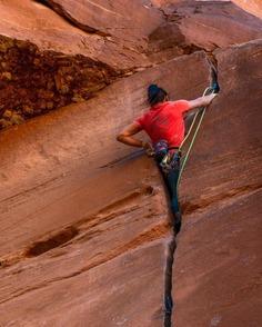 Spectacular Rock Climbing Photography by Levi Harrell
