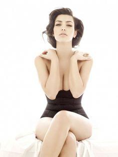 Design Detox — Finally a quality/classy photo of Kim Kardashian,...