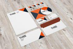 Stationery / Branding Mock Up Vol.3 on Behance #three