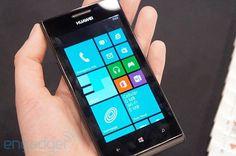 Huawei Version of Lumia 620